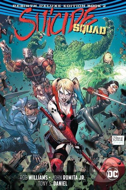 Suicide Squad: The Rebirth (Book 2) - Rob Williams