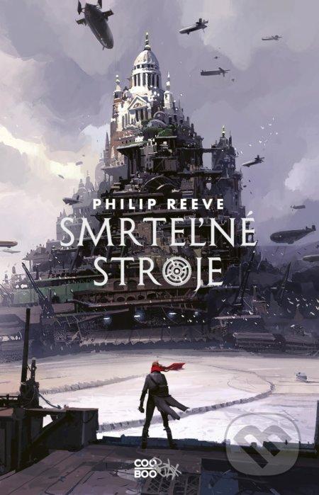 Smrteľné stroje - Philip Reeve