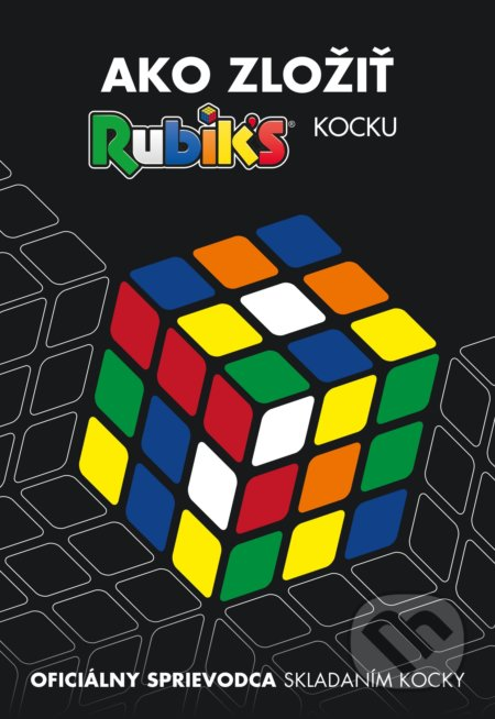 Fatimma.cz Rubik's - Ako zložiť kocku Image
