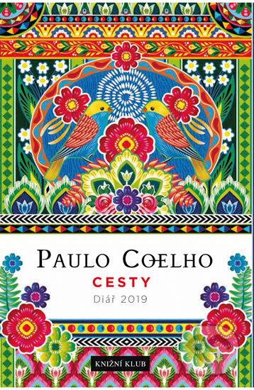 Cesty - Diář 2019 - Paulo Coelho