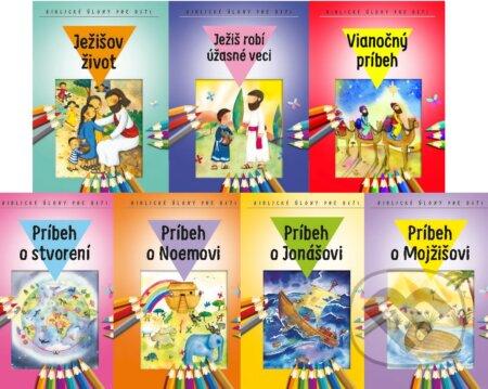 Fatimma.cz Biblické úlohy pre deti (kolekcia) Image