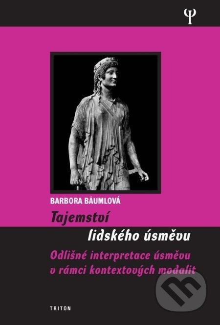 Tajemství lidského úsměvu - Barbora Bäumlová