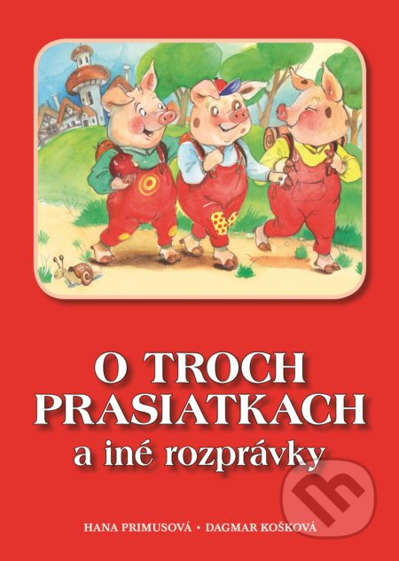 Peticenemocnicesusice.cz O troch prasiatkach a iné rozprávky Image