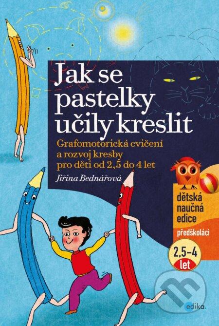 Interdrought2020.com Jak se pastelky učily kreslit Image