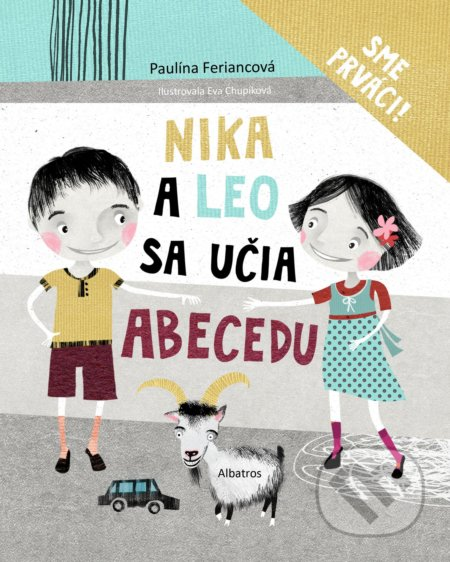 Fatimma.cz Nika a Leo sa učia abecedu Image