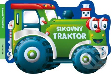 Šikovný traktor - Paul Dronsfield (ilustrácie)