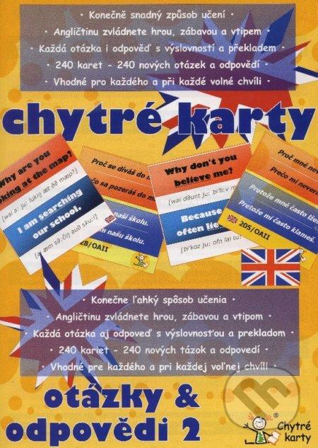 Chytré karty: Angličtina - Otázky a odpovědi 2 - Chytrá Lola