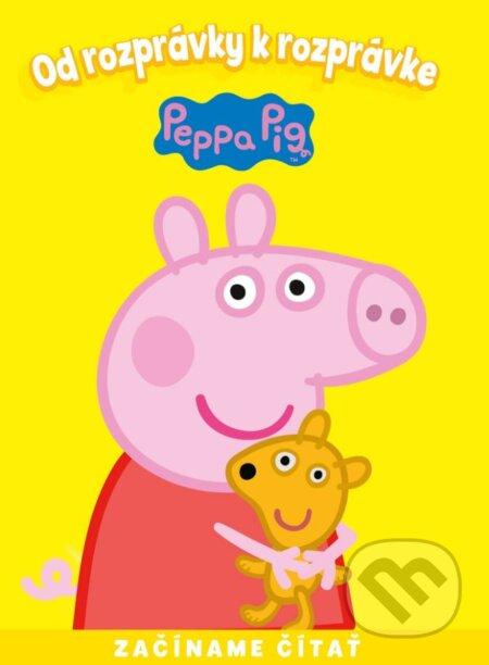 Bthestar.it Od rozprávky k rozprávke: Peppa Pig Image