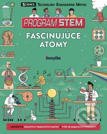 Peticenemocnicesusice.cz Program STEM: Fascinujúce atómy a vzbúrená hmota Image