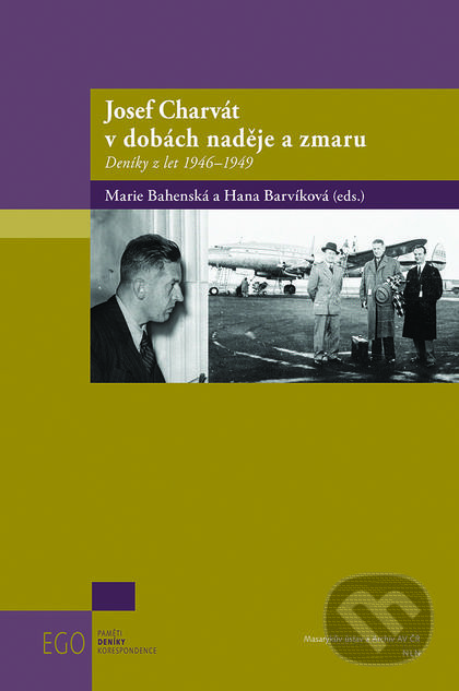 Interdrought2020.com Josef Charvát v dobách naděje a zmaru Image
