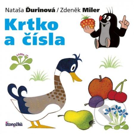 Krtko a čísla - Zdeněk Miler, Nataša Ďurinová
