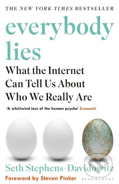 Everybody Lies - Seth Stephens-Davidowitz