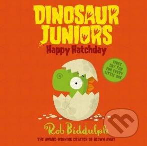 Happy Hatchday - Rob Biddulph