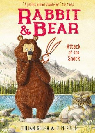 Attack of the Snack - Julian Gough, Jim Field (ilustrácie)
