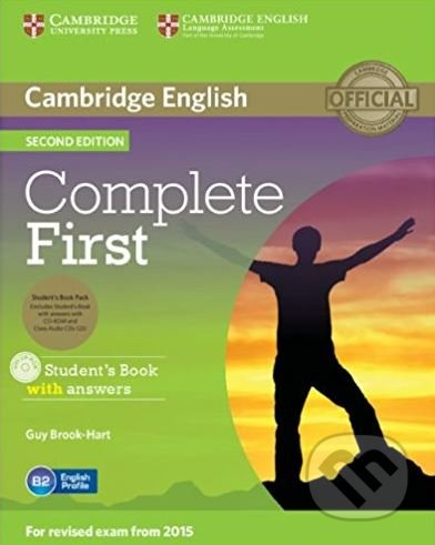 Complete First - Student's Book with Answers - Guy Brook-Hart