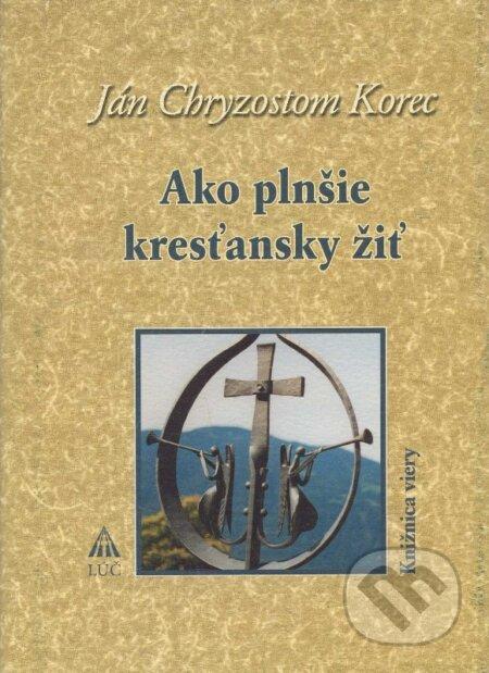 Interdrought2020.com Ako plnšie kresťansky žiť Image