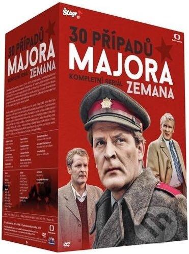 30 Případů Majora Zemana DVD