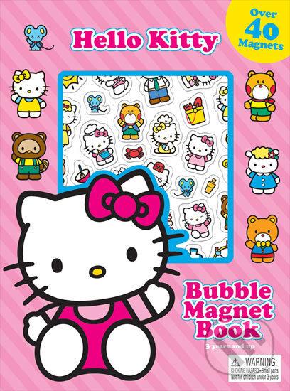 Hraj si s magnety: Hello Kitty - Jiří Models
