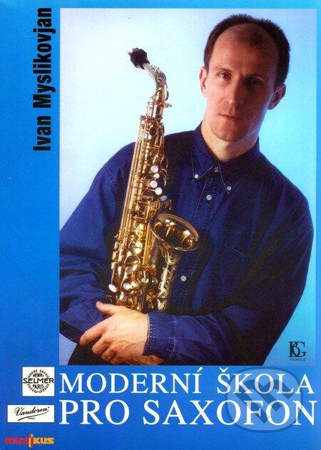 Interdrought2020.com Moderní škola pro saxofon Image