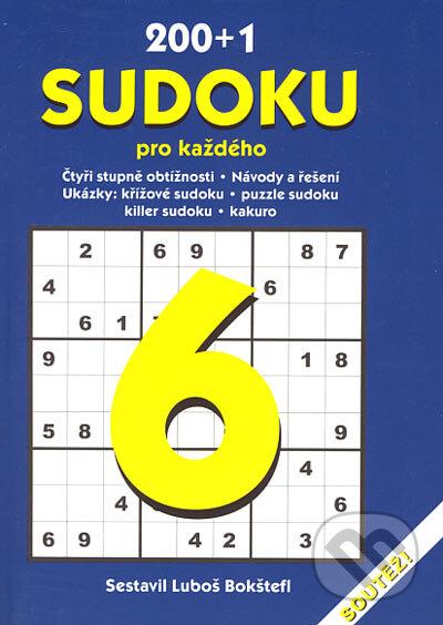 Newdawn.it 200 + 1 Sudoku pro každého 6 Image