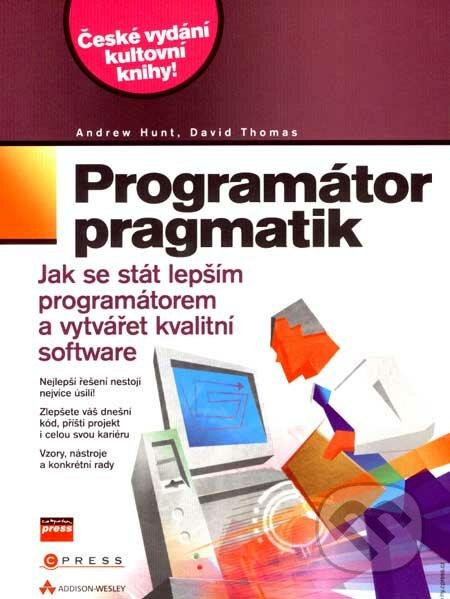 Fatimma.cz Programátor pragmatik Image
