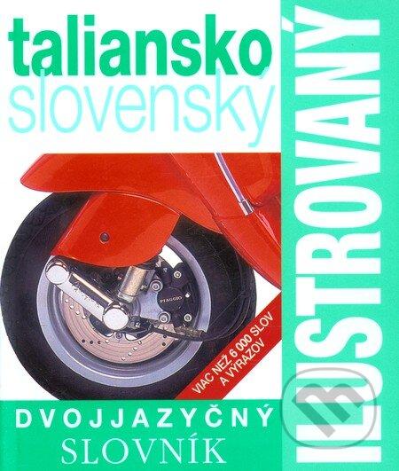 Fatimma.cz Taliansko-slovenský ilustrovaný dvojjazyčný slovník Image