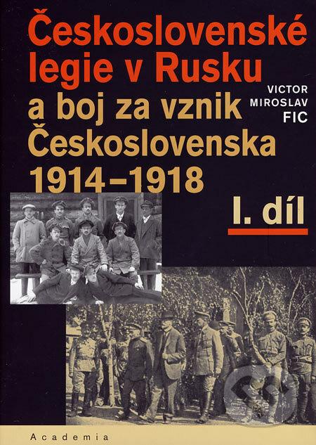 Venirsincontro.it Československé legie v Rusku a boj za vznik Československa 1914 - 1918 (I. díl) Image