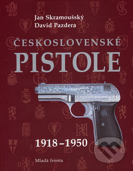 Fatimma.cz Československé pistole 1918 - 1950 Image