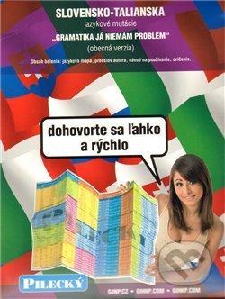 Fatimma.cz Jazyková mapa: slovensko-talianska  - obecná Image