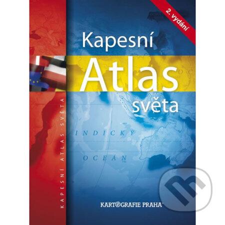 Kapesní atlas světa - Kartografie Praha