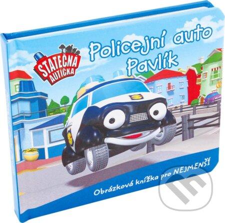 Fatimma.cz Policejní auto Pavlík Image