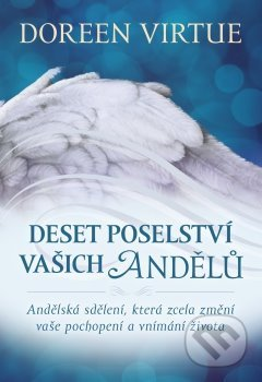 Fatimma.cz Deset poselství vašich andělů Image