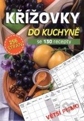 Křížovky do kuchyně - Bookmedia