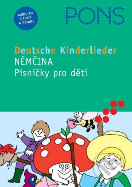 Němčina - Písničky pro děti - Pons