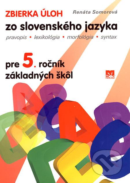 Interdrought2020.com Zbierka úloh zo slovenského jazyka pre 5. ročník základných škôl Image