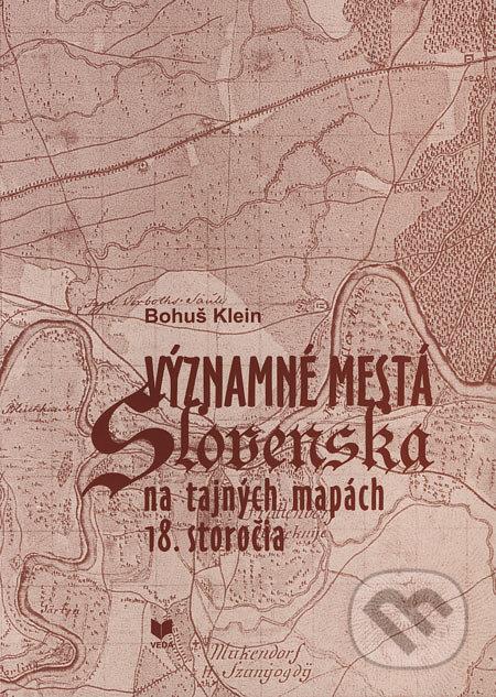 Venirsincontro.it Významné mestá Slovenska na tajných mapách 18. storočia Image