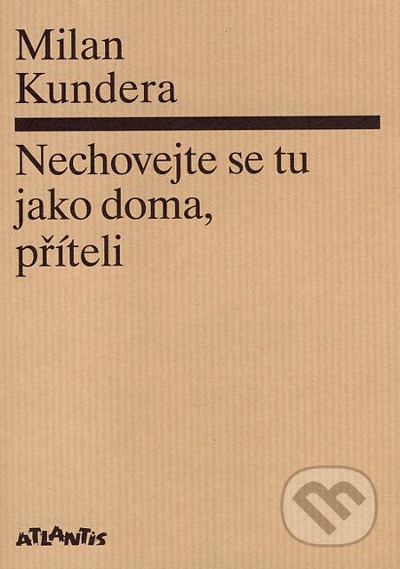 Fatimma.cz Nechovejte se tu jako doma, příteli Image