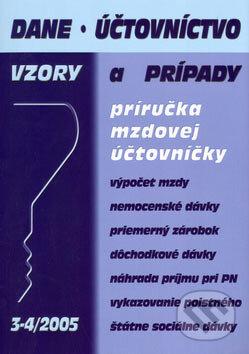 Peticenemocnicesusice.cz Príručka mzdovej účtovníčky 2005 Image