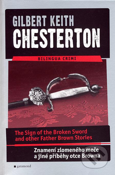 Venirsincontro.it The Sign of the Broken Sword and other Father Brown Stories / Znamení zlomeného meče a jiné příběhy otce Browna Image