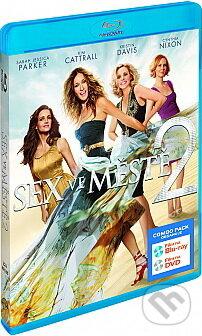 Sex ve městě 2 - Combo (Blu-ray+DVD) Blu-ray