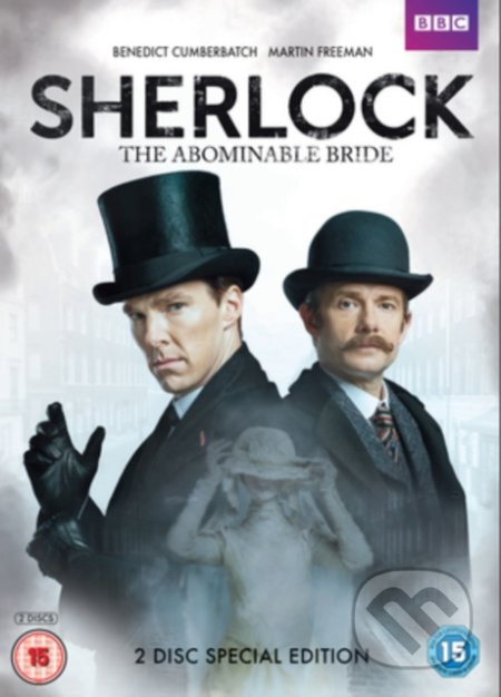 Sherlock: The Abominable Bride - Douglas MacKinnon