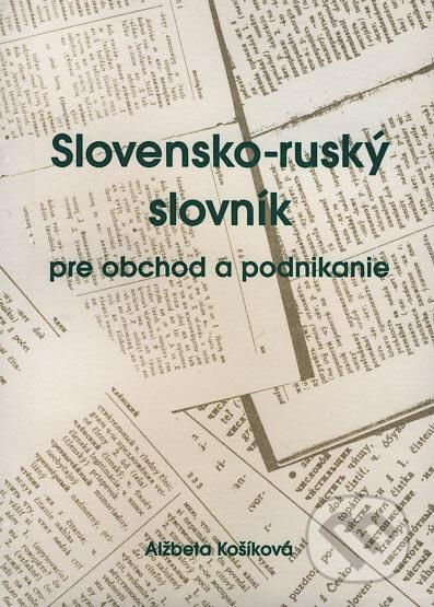 Fatimma.cz Slovensko-ruský slovník pre obchod a podnikanie Image