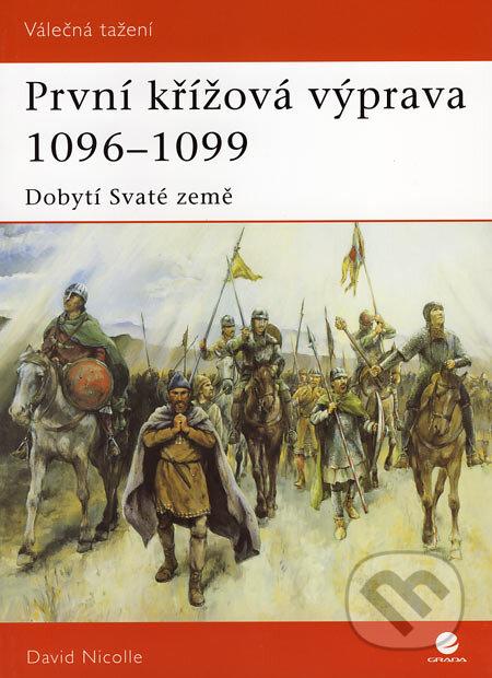 Fatimma.cz První křížová výprava 1096 - 1099 Image