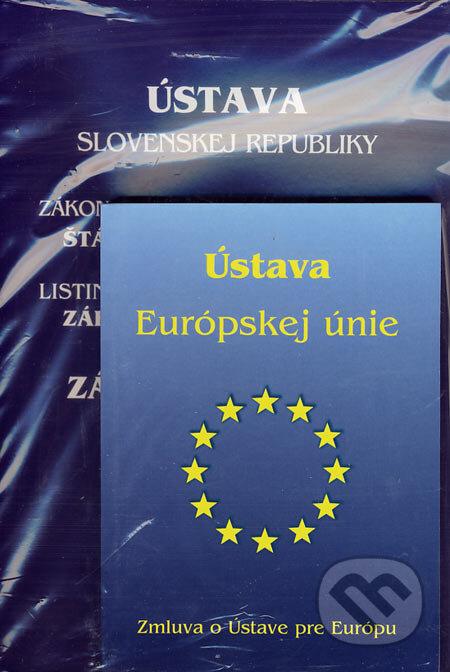 Peticenemocnicesusice.cz Ústava Európskej únie + Ústava Slovenskej republiky Image