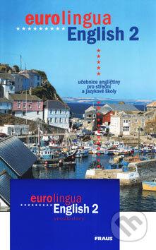 Peticenemocnicesusice.cz Eurolingua English 2 - učebnice Image
