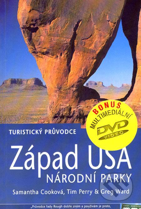 Fatimma.cz Západ USA - národní parky + DVD Image