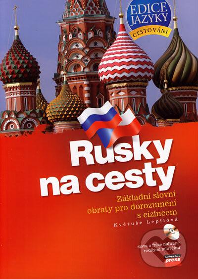 Fatimma.cz Rusky na cesty + CD Image