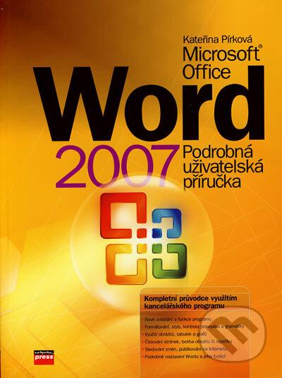 Microsoft Office Word 2007 - Kateřina Pírková
