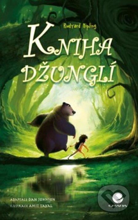 Fatimma.cz Kniha džunglí Image