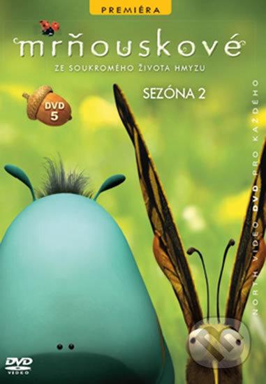 Mrňouskové 5. - DVD DVD